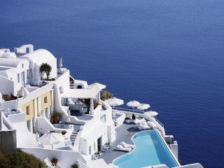 Urlaub Oia im Katikies Santorini