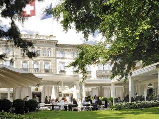 Zürich im Baur Au Lac