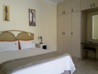 Windhoek im Capbon Guesthouse