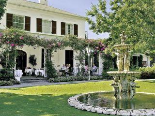 Kapstadt im Vineyard Hotel