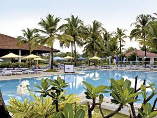Cavelossim im Novotel Goa Dona Sylvia Resort