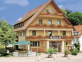 Baiersbronn im Hotel Zum Schützen