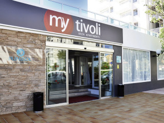 Playa d'en Bossa im Apartamentos Playasol My Tivoli
