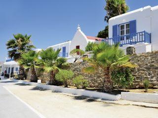 Urlaub Megali Ammos im Mykonos Beach Hotel