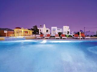 Naxos Stadt im Princess Of Naxos