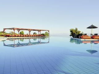 Pefkochori im Alia Palace Luxury Hotel & Villas