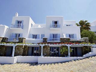 Urlaub Agios Ioannis im Saint John Hotel Villas & Spa
