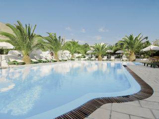 Urlaub Kamari im Strogili Hotel