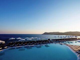 Urlaub Elia Beach im Myconian Imperial Resort