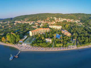 Urlaub Moraitika im Delfinia Hotels Corfu