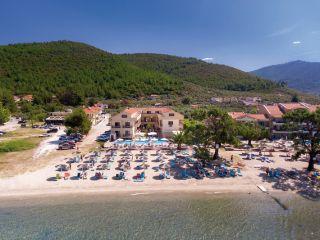 Urlaub Skala Rachoni im Hotel Mediterranean