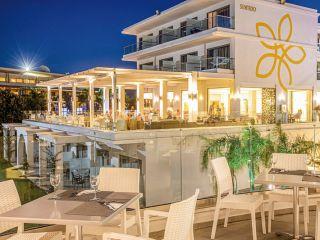 Urlaub Afandou im Sentido Asterias Beach Resort