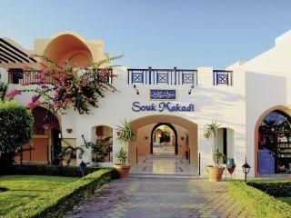 Makadi Bay im Jaz Makadi Saraya Resort