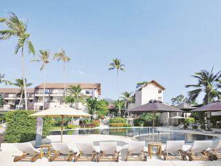 Urlaub Ko Samui im Mercure Koh Samui Beach Resort