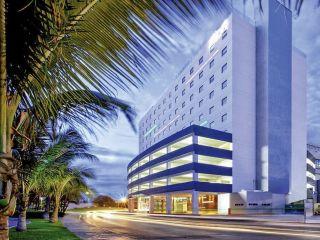 Cancún im Aloft Cancun