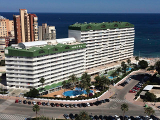 Calpe im AR Roca Esmeralda Wellness & Spa Hotel