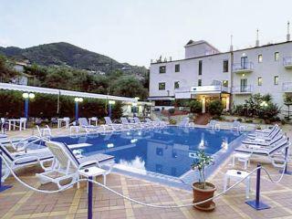 Cefalù im Hotel Villa Belvedere