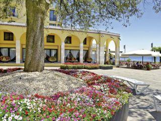 Gardone Riviera im Hotel Du Lac
