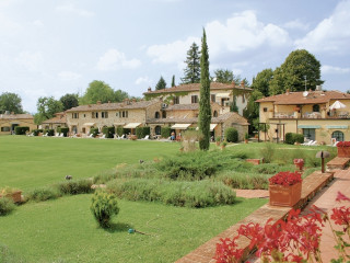 Urlaub Monteriggioni im Borgo San Luigi