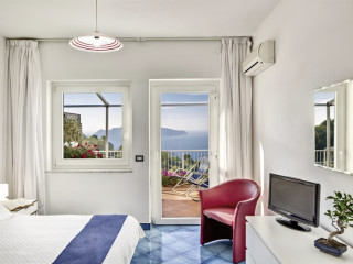 Urlaub Massa Lubrense im Gocce Di Capri Hotel & Serviced Residence