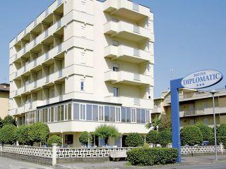 Urlaub Cervia im Hotel Diplomatic