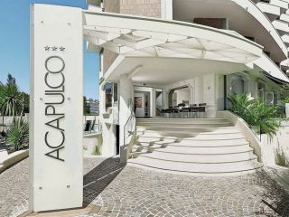 Urlaub Cattolica im Acapulco Hotel Cattolica