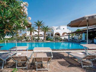 Urlaub Insel Stromboli im Hotel La Sciara