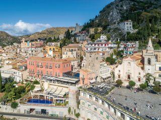 Taormina im Metropole Maison D'Hôtes