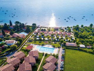 Urlaub Manerba del Garda im Residence Onda Blu