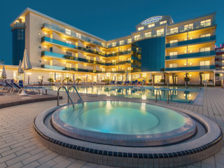 Cesenatico im Hotel Valverde & Residenza