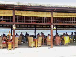 Urlaub Gili Meno im Kura Kura Beach Resort
