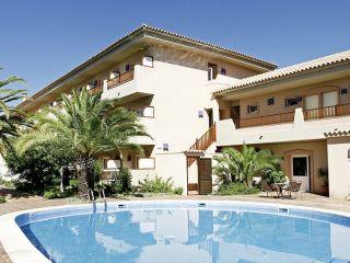 Playa Es Pujols im Hotel Voramar Formentera