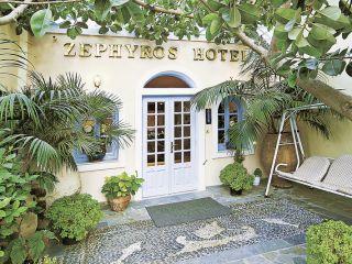 Kamari im Zephyros