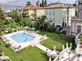 Riva del Garda im Grand Hotel Liberty