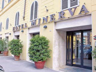 Siena im Hotel Minerva