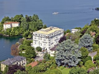 Pallanza im Grand Hotel Majestic