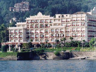 Urlaub Stresa im Grand Hotel Bristol