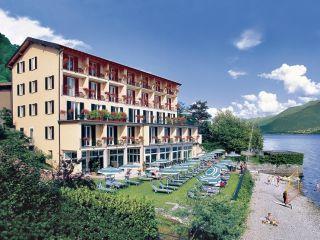Urlaub Gravedona im Hotel Regina
