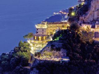 Amalfi im Grand Hotel Excelsior
