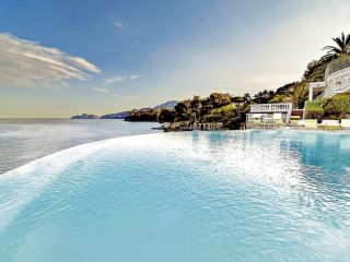 Rapallo im Excelsior Palace