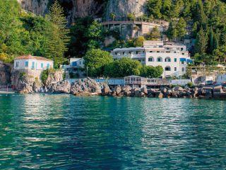 Amalfi im Hotel Aurora