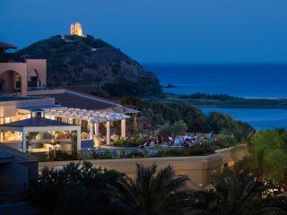 Urlaub Chia im Hotel Laguna