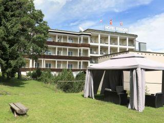 Davos Platz im Hotel Europe