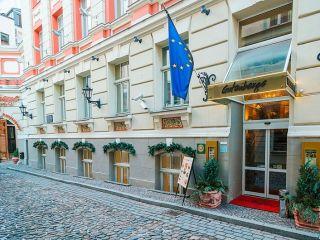 Riga im Hotel Gutenbergs