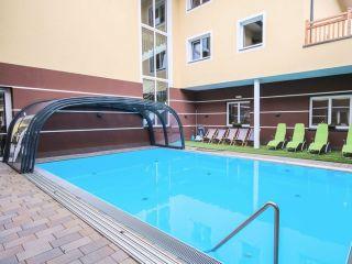 Bramberg am Wildkogel im Hotel der Wolkensteinbär