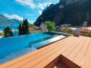 Riva del Garda im Grand Hotel Riva