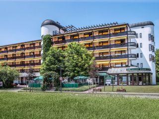Bad Füssing im Johannesbad Thermalhotel Ludwig Thoma