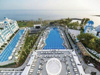 Urlaub Avsallar im Rubi Platinum Spa Resort & Suites