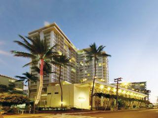 Honolulu im Queen Kapiolani Hotel