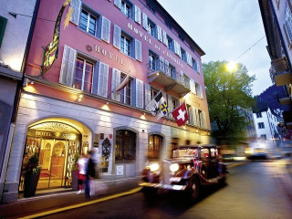 Urlaub Chur im Romantik Hotel Stern
